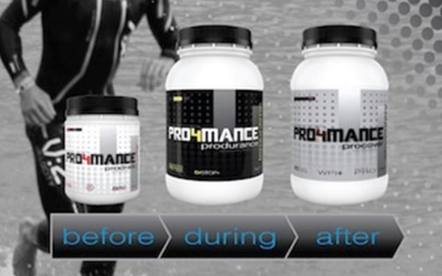 Pro4mance endurance sports nutrition