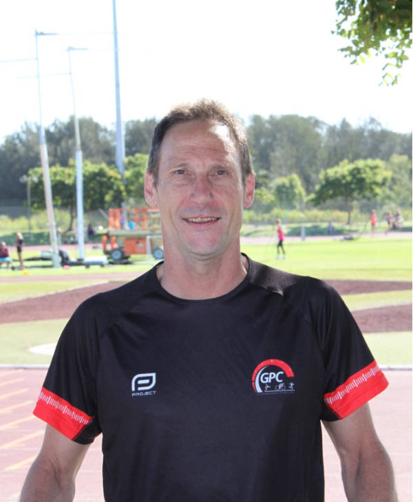 Graham Tedoldi Triathlon Coach