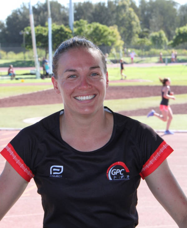 Kate Bramley Triathlon Coach