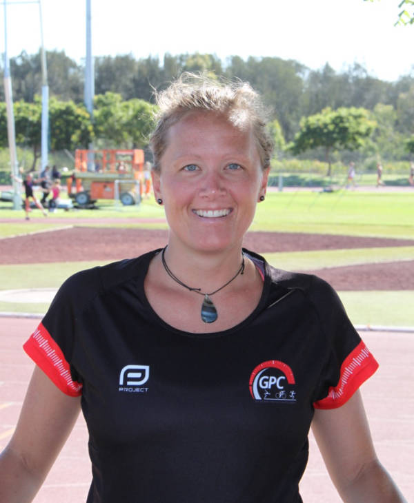 Peri Gray Triathlon Coach