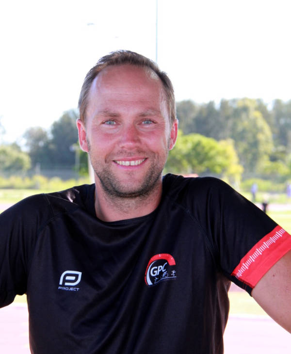 Stephane Vander Bruggen Triathlon Coach