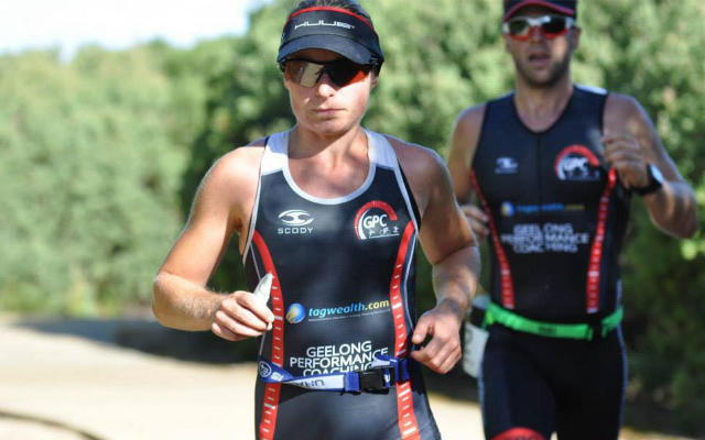 Olympic Distance Triathlon Training