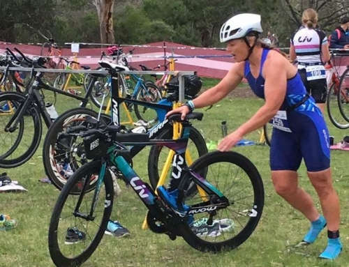 Tips for Fast Triathlon Transitions