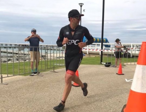 Stephane's Ironman Western Australia Race Report