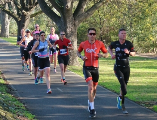 Drafting & Pack Running for Long Distance