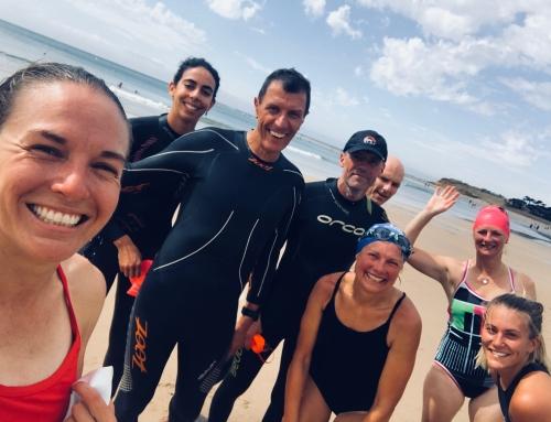 Open Water Swimming Tips For Triathlon Racing