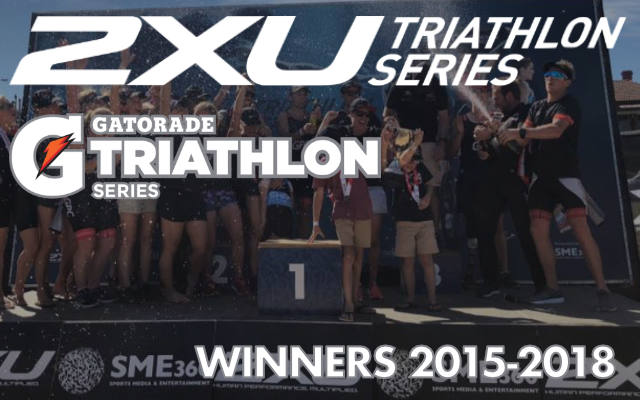 @XU Triathlon Winning Coach