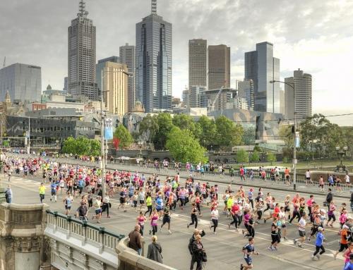 Melbourne Marathon Blog
