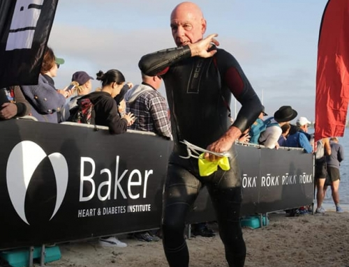Race report from our new Aust Champion…
