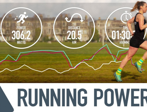 Mechanical Power in Running