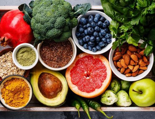 Eight Super Food