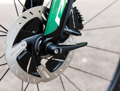 Disc brakes vs rim brakes