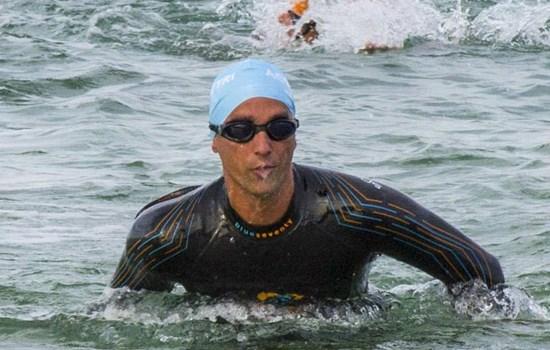 Triathlete Swimming Faults