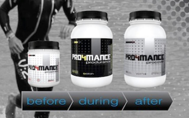 Pro4mance endurance sports nutrition