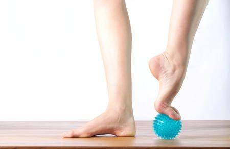 Home podiatry exercises